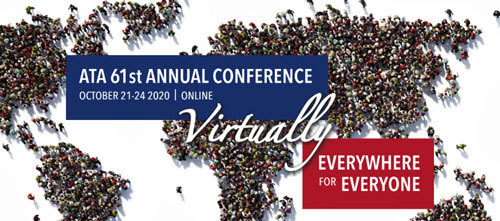 Click for a teaser of the 2021 ATA conference!
